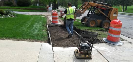 Sidewalk Concrete Replacement